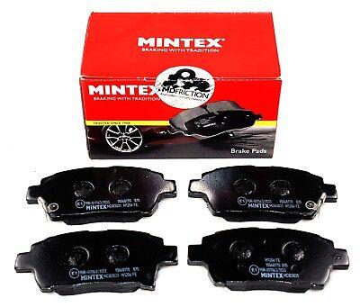 MDB3031 MINTEX Brake Pad Set disc brake front