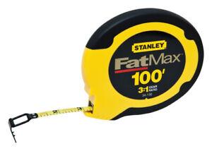 Stanley-Fatmax-30-5m-L-X-0-38-Zoll-W-Lang-Massband-Schwarz-Gelb-1-Pk