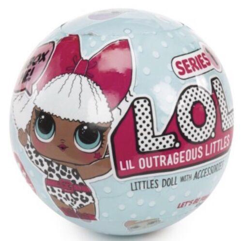 LOL Surprise Series 1 Doll Ball Original Diva Balls L.O.L OutOfStock Dolls HTF