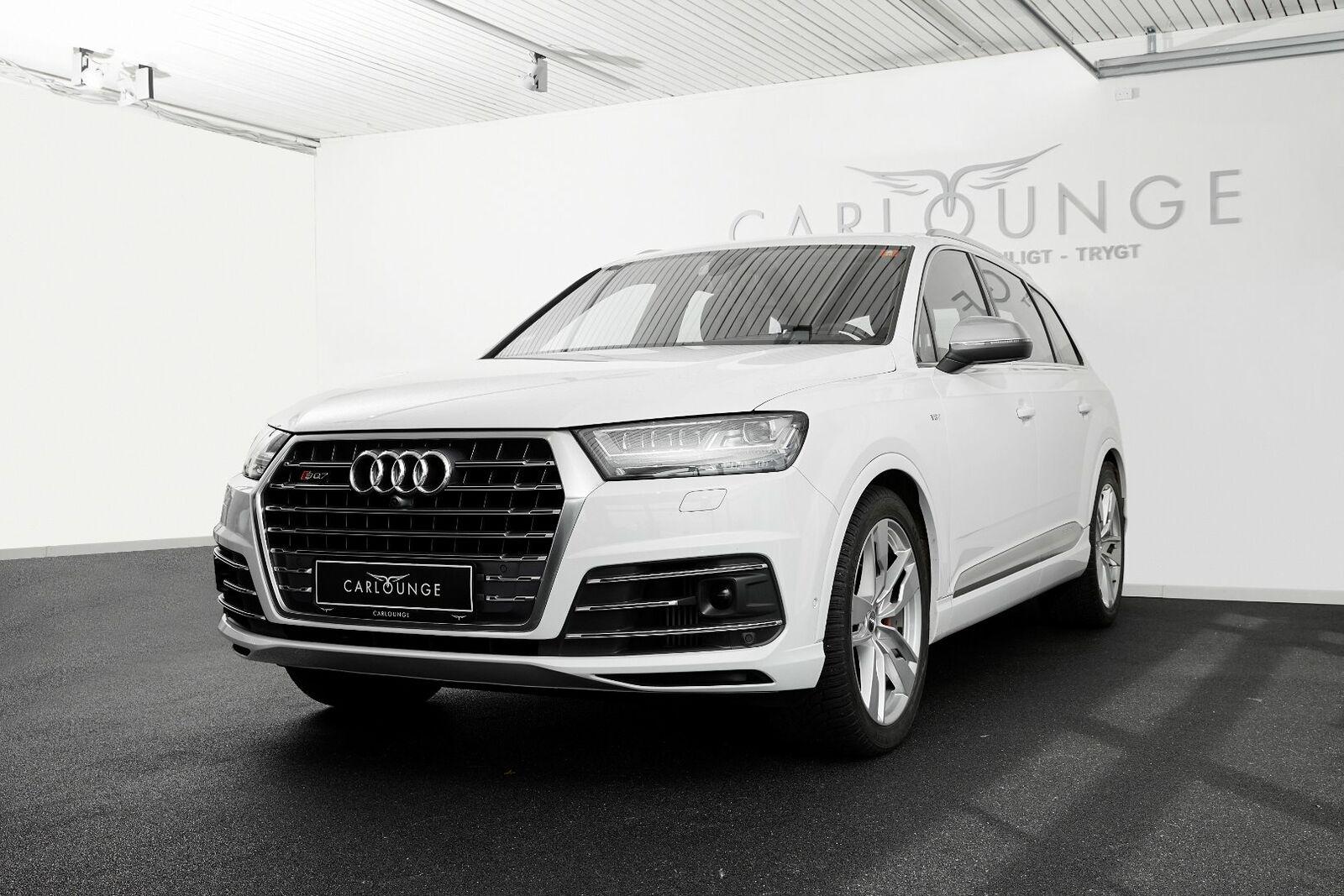 Audi SQ7 4,0 TDi quattro Tiptr. 5d - 5.929 kr.