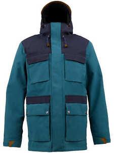Nouveau Tex Ski 380 Rogue Jacket Burton Mens Gore Snowboard rrqvOB