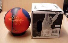 12# 5 oz, TW 2.6, Pin 2-3, NIB-New In Box Brunswick MASTERMIND  Bowling Ball