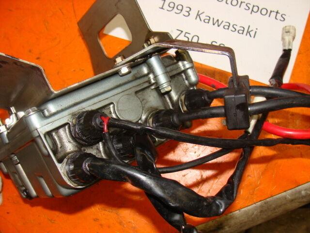 93 Kawasaki Ss 750 94 95 Jet ECU Ski 750SS Elektrokasten ECU Jet Ebox Gehirn Cdi Spule 980668