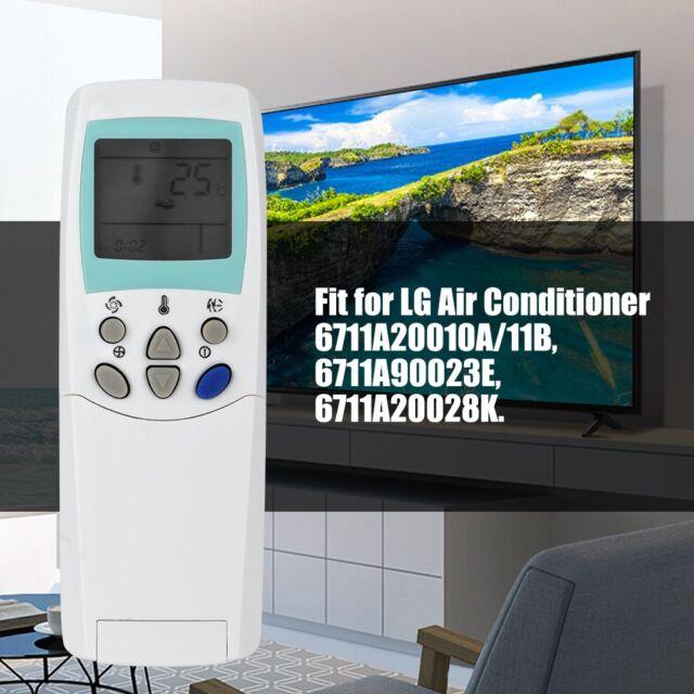 Remote Control For LG 6711A90023C 6711A90023E 671190023W Cool Air Conditioner