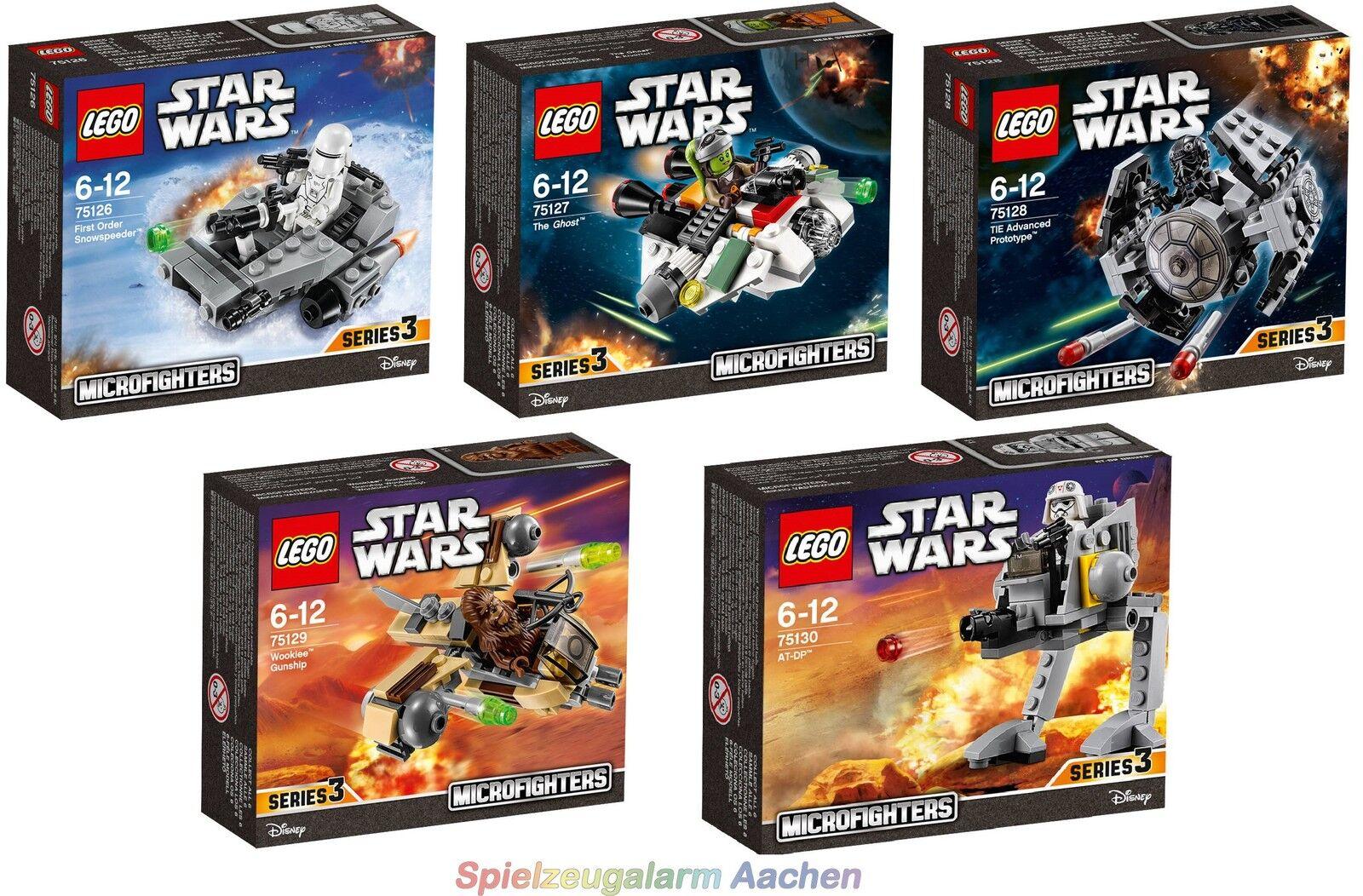 Lego Star Wars Super set 75126 75127 75128 75129 75130 n1 16