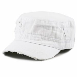 6eb62b817ae10 Image is loading The-Hat-Depot-Womens-Washed-Cotton-Herringbone-Cadet-