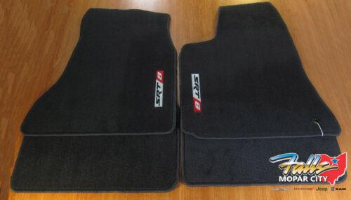 05-2010 Chrysler 300 Dodge Charger SRT Carpet Floor Mats Front /& Rear Mopar OEM