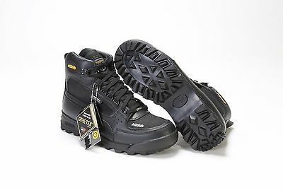 95eecaef4ee AUTHENTIC MEN'S ASOLO SKYRISER HIKING BOOTS AS-500M BLACK SZ 8-12 *NEW* |  eBay