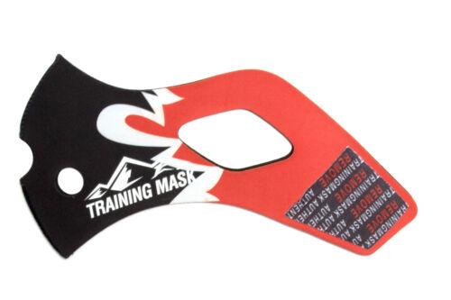Élévation Unisexe Training Masque générique manches formation sportive