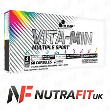 OLIMP VITA-MIN MULTIPLE SPORT MEGA CAPS multi vitamin mineral formula