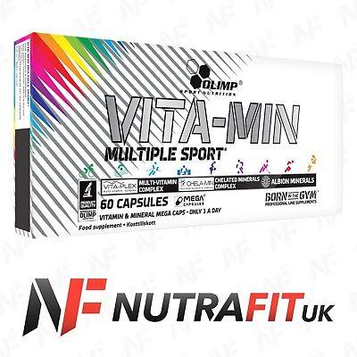 Aspirante Olimp Vita-min Multiple Sport Mega Caps Multi Vitamina Minerale Formula- Prezzo Di Vendita Diretto In Fabbrica
