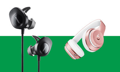 15% off Audio at Myer