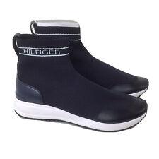Reco Slip-on Sock SNEAKERS Black Multi