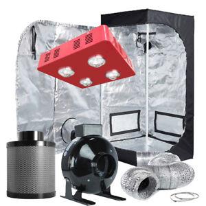 Image is loading TopoLite-LED-800W-Grow-Light-4-034-6-  sc 1 st  eBay & TopoLite LED 800W Grow Light+4