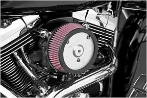 18-088 Replacement Air Filter for Big Sucker Stage I Arlen Ness Red Filter