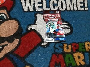 Akcesoria do gier Gry i konsole Monopoly Gamer Power Pack Mario Kart Game Piece Token Board Game Pick a Piece