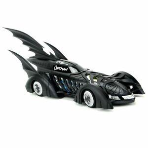 Val-Kilmer-Dedicace-Batman-Toujours-1-18-Echelle-Batmobile