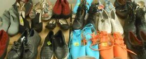 Lot-revendeur-destockage-Palette-Solderie-De-80-Paires-De-Chaussures-Neuves