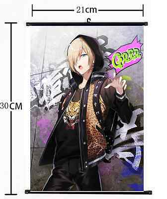 Anime Yuri!! on Ice Nikiforov Victor  Scroll Home Decor cosplay 1144