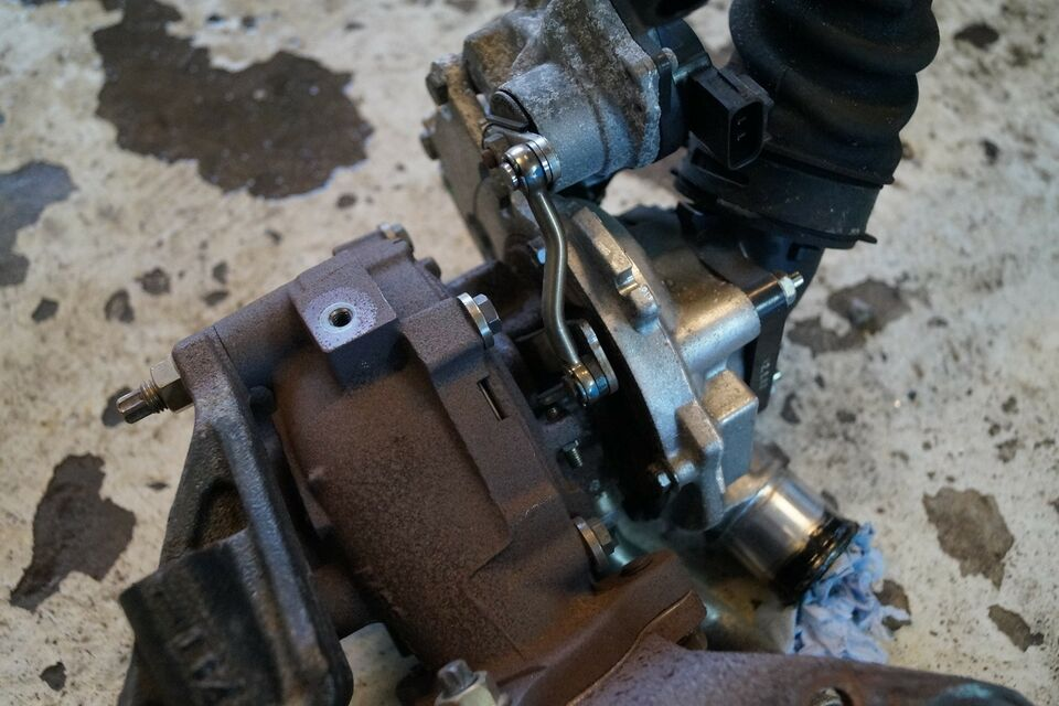 Andre reservedele, Turbo, Toyota Yaris 1,4d
