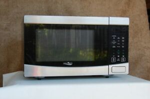 Details About High Pointe Stainless Steel 1 0 Cu Ft 900 Watt Built In Rv Microwave Em925aqr
