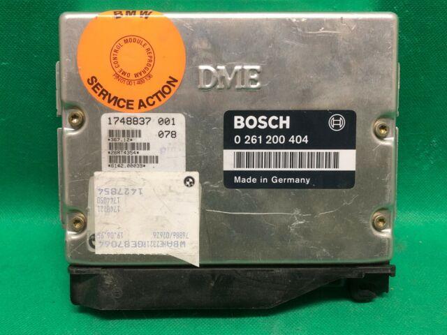 Replace Engine Computer Ecu Ecm Dme — VACA