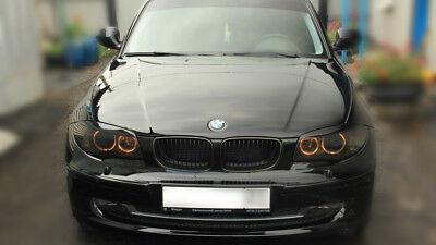 Para bmw e82 e87 e81 hatchback Boeser mirada faros diafragma shürze Eye brows