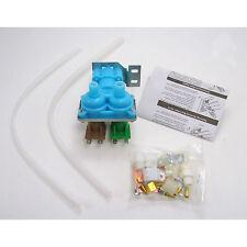 Dual Water Valve Kit Refrigerator Water Dispenser Ice Maker Repair Part 2182106