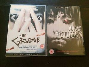 The GrudgeThe Grudge 2 DVD 2007 2Disc Set region 2 uk dvd - Warlingham, United Kingdom - The GrudgeThe Grudge 2 DVD 2007 2Disc Set region 2 uk dvd - Warlingham, United Kingdom