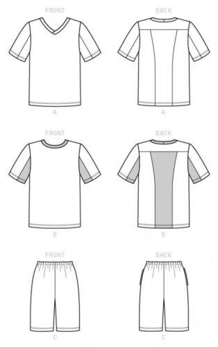 Free UK P/&P Kwik Sew Sewing Pattern 4258 KwikSew-4258 FP
