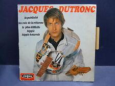 JACQUES DUTRONC La publicité ... EPL 8587