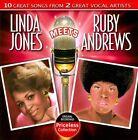 Linda Jones Meets Ruby Andrews by Linda Jones/Ruby Andrews (CD, Sep-2009, Collectables)