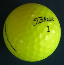 15 Titleist NXT Tour S golf balls Yellow Grade AAAAA best balls
