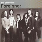 The Essentials by Foreigner (CD, Oct-2005, Warner Strategic Marketing)