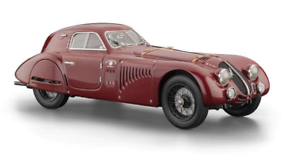 CMC EXCLUSIVE MODELLE 1 18 SCALE ALFA ROMEO 8C 2900B SPECIAL TOURING COUPE