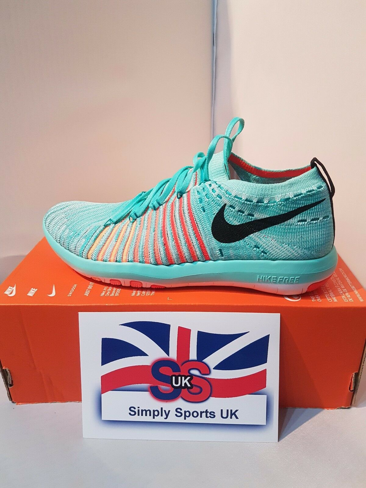 WM NIKE FREE 7 TRANSFORM FLYKNIT  UK 4.5 US 7 FREE EU 38 1b6ec2