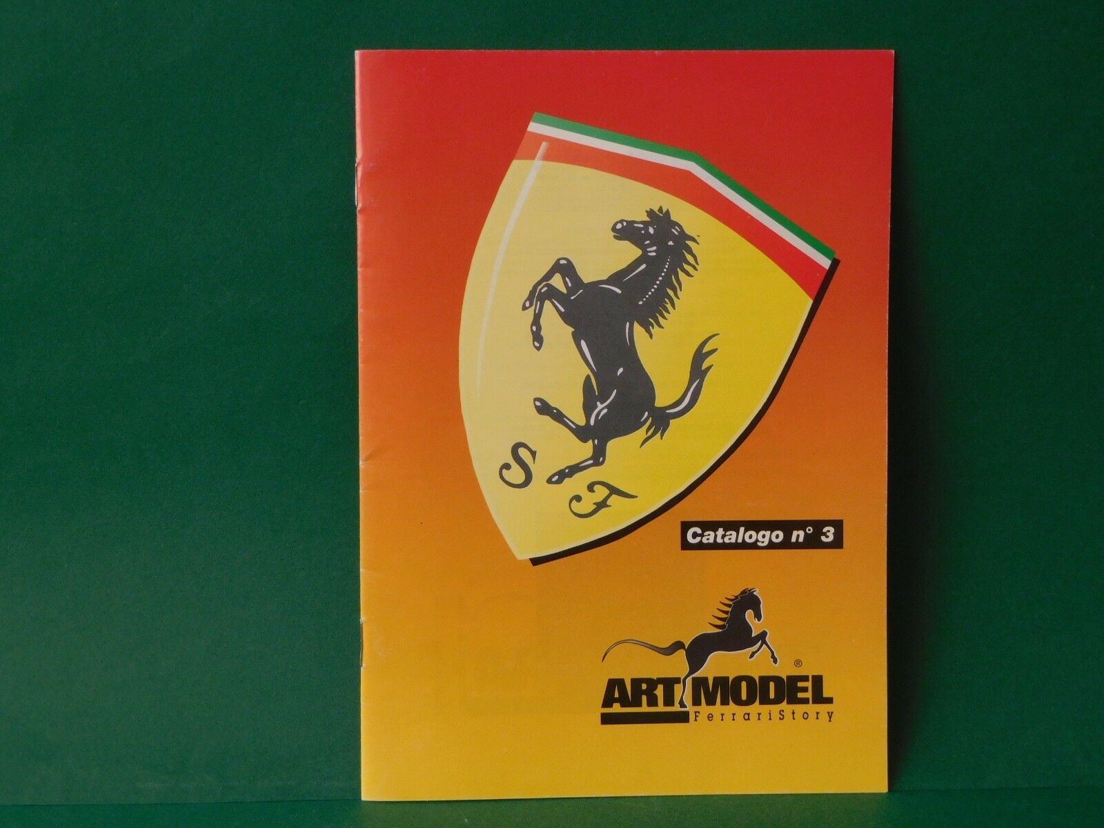 Art Art Art Model nº 3 1996 1 43 catálogo modelo auto catálogo Catalogue maquetas de coches 4a228c