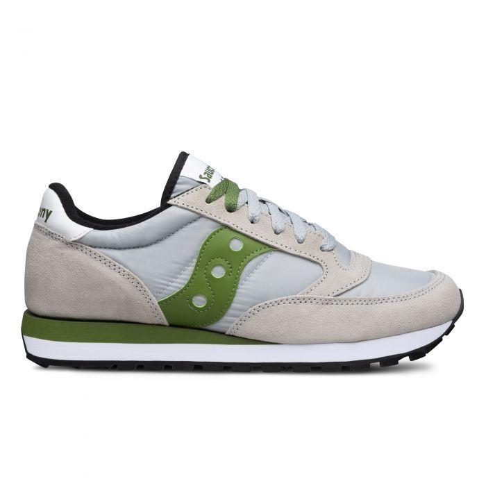 Chaussures Saucony Jazz Original Collection ÉtÉ 2019 S2044-511 Gris/vert