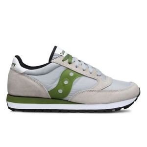 Details about Shoes Saucony Jazz Original Collection SUMMER 2019 S2044 511 GreyGreen