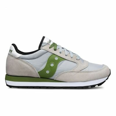 SAUCONY S2044 511 JAZZ ORIGINAL grigio verde scarpe uomo