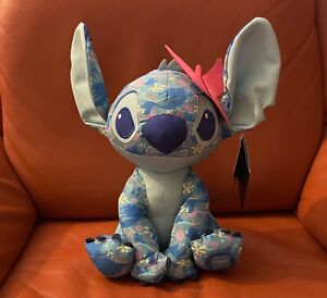 Stitch Crashes Disney Plush Little Mermaid Limited Release *IN HAND*