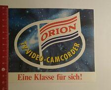 ADESIVI/Sticker: Orion TV Camcorder Video una categoria a parte (191116107)