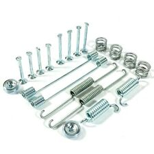 REAR BRAKE SHOE FITTING KIT SPRINGS PINS FITS: FORD ESCORT MK2 75-80 BSF0514A