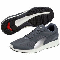 Puma Ignite Power Cool Mens Running Shoes - Grey
