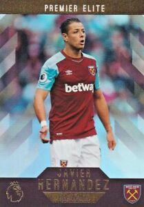 Javier-Hernandez-2017-18-Topps-Premier-League-or-Football-Premier-Elite