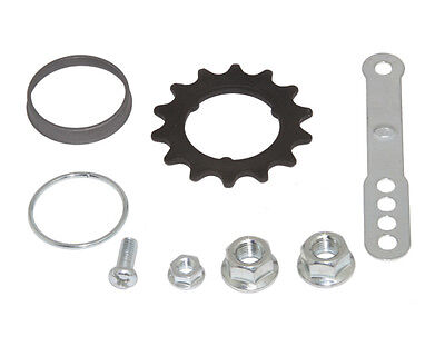 NEW BICYCLE SPROCKET 22T BLACK BIKES CYCLING!