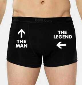 image is loading the man the legend mens boxer shorts underwear