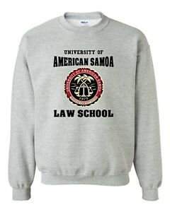 University Of American Samoa Law School Samoan Students Dt Crewneck Sweatshirt Ebay Ama university is a member of the ama education system and the first in it education and full online education in the philippines. details about university of american samoa law school samoan students dt crewneck sweatshirt