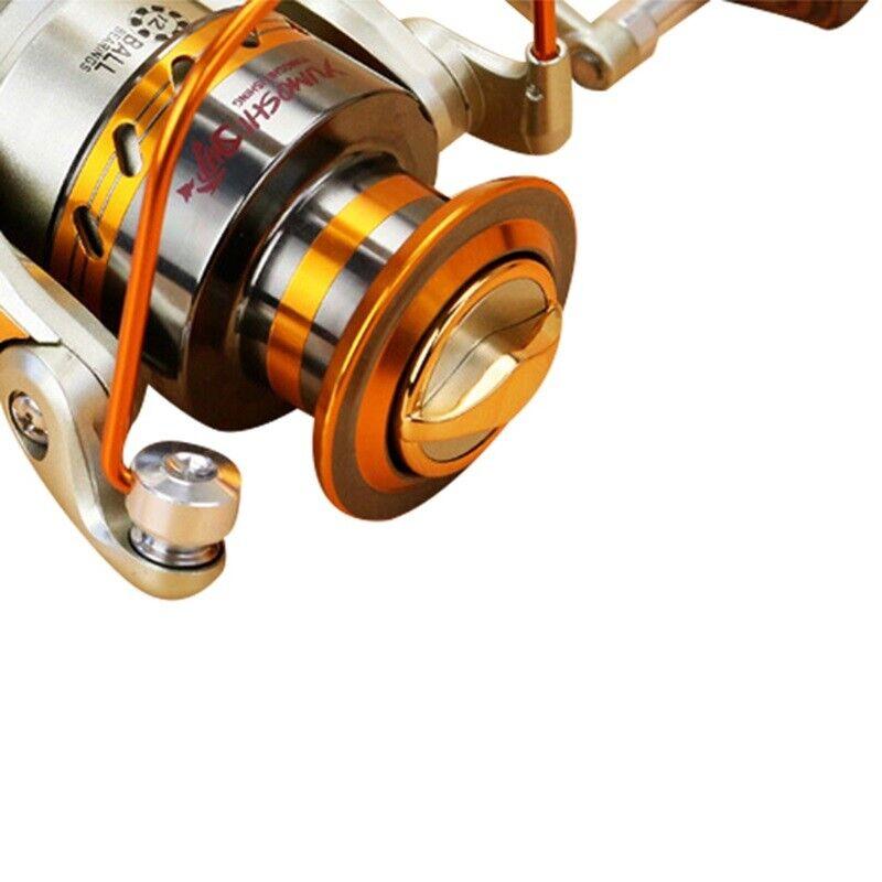 Fastspolehjul, Yumoshi EF4000