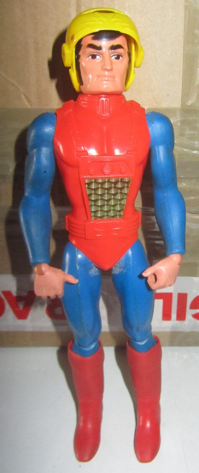 Big Jim Captain Laser Capitan 3264 rigido Mattel SPESE GRATIS